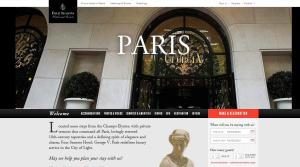 Four Seasons Hotels Paris