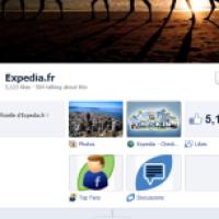 Le nouveau positionnement marketing d'Expedia