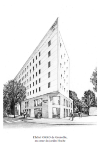 Okko Hotel Grenoble
