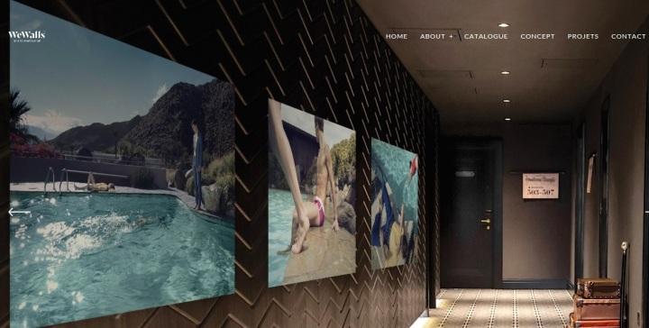 WeWalls - Decoration Hotels Restaurant