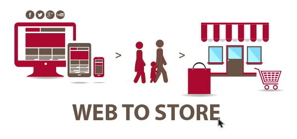 Web to store tourisme hôtellerie voyage