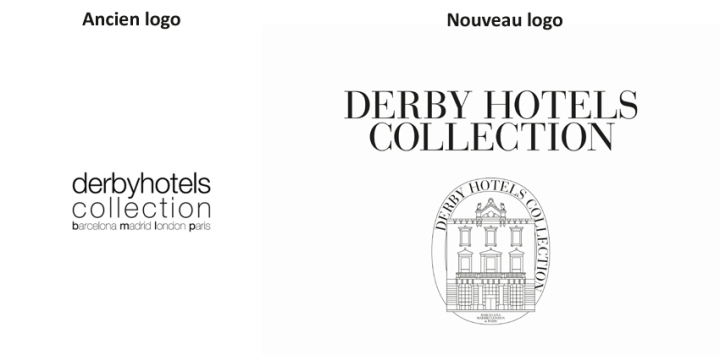 Logo Derby Hotels Collection