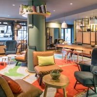 """Adagio se positionne sur la tendance de l'hébergement collaboratif avec son nouveau concept hôtelier : """"Le Cercle"""""""