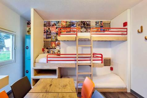 Repositionnement - HotelF1