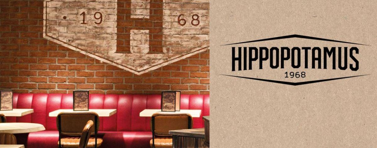 Pour ses 50 ans, le groupe de restauration HIPPOPOTAMUS se repositionne en véritable Steak-House à la française