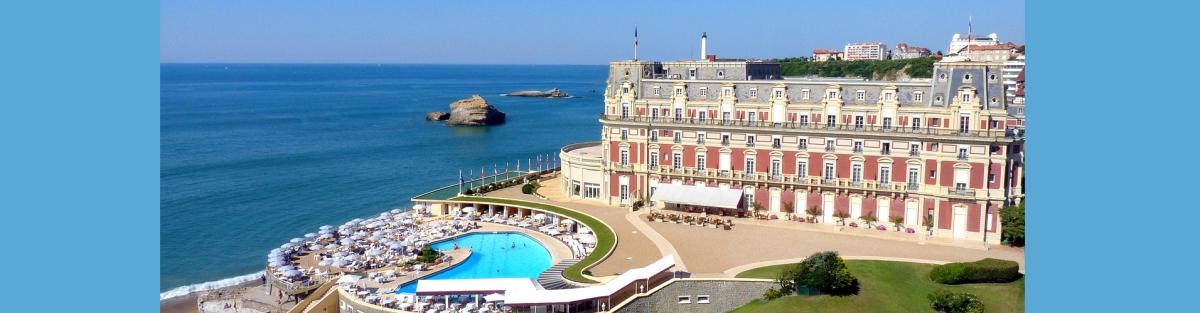 La liste des 25 Palaces en France en 2018 : Paris / Alpes / Côte d'Azur / Sud Ouest / Caraïbes