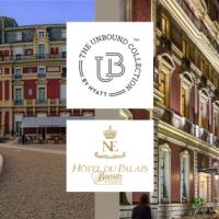 L'Hôtel du Palais à Biarritz rejoint The Unbound Collection by Hyatt