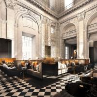 L'Hôtel Intercontinental Lyon ouvrira ses portes en Juin prochain au sein du Grand Hôtel Dieu